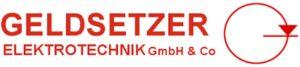 Geldsetzer Elektrotechnik GmbH & Co. Remscheid Logo